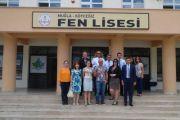 Čtvrté transnacionální setkání tentokrát v Turecku